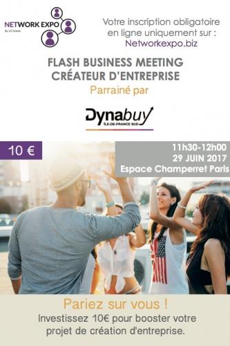 Entreprise, Paris, Salon, Networking, Flash Business, Meeting