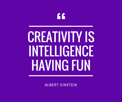creativity is Intelligence having fun.png